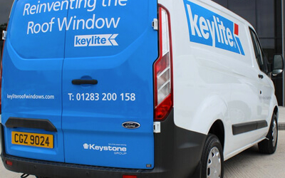 Keylite Launches Next Day Delivery Service
