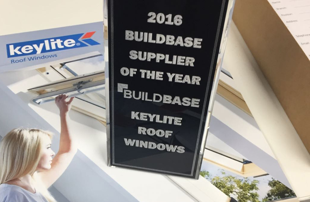 2016 Buildbase Supplier of the Year