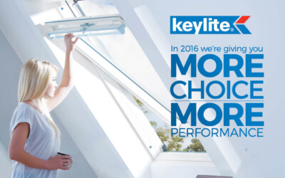 Keylite Kick Off 2016 with 'More Choice, More Performance'