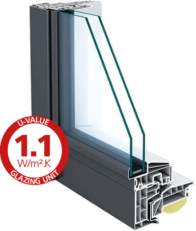 Standard Glazing Thermal (T)
