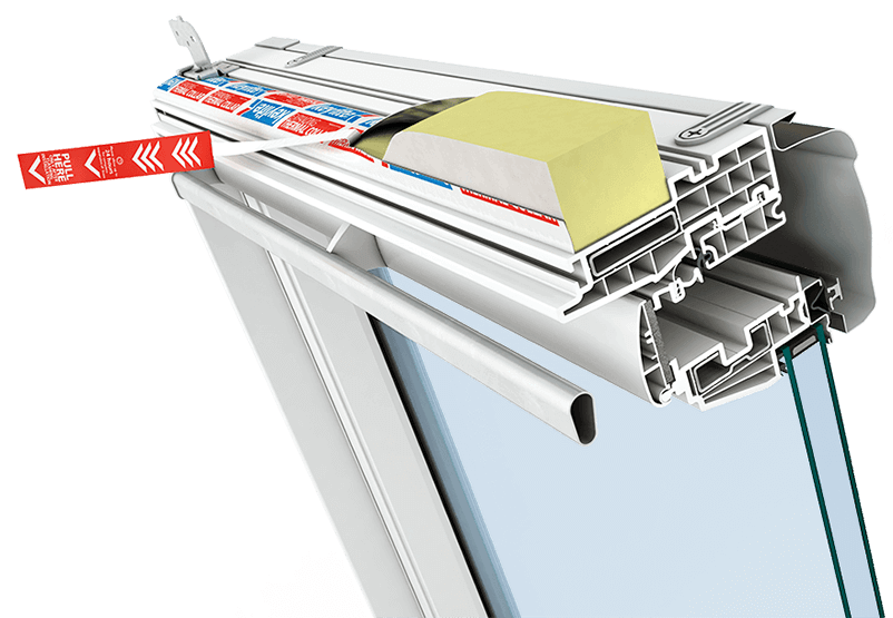 Polar Power inspires new Keylite PVC Roof Window
