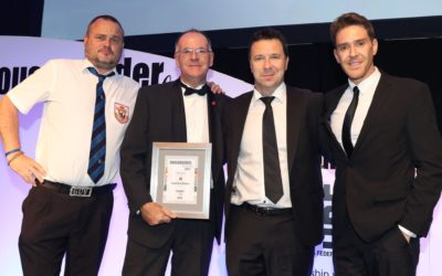 Keylite Polar Highly Commended at the Housebuilder Awards 2017