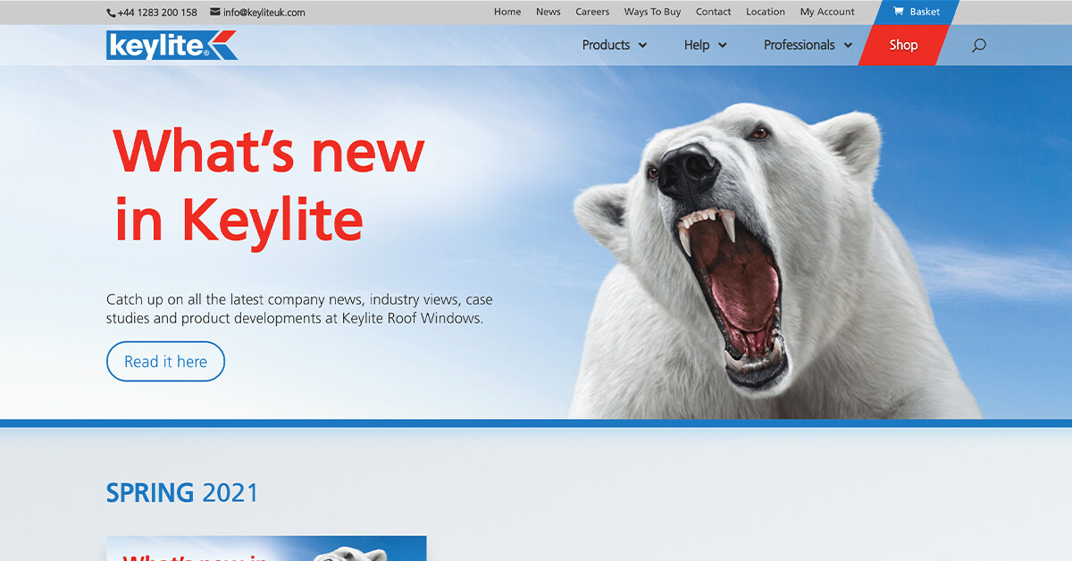 What's New in Keylite Newsletter