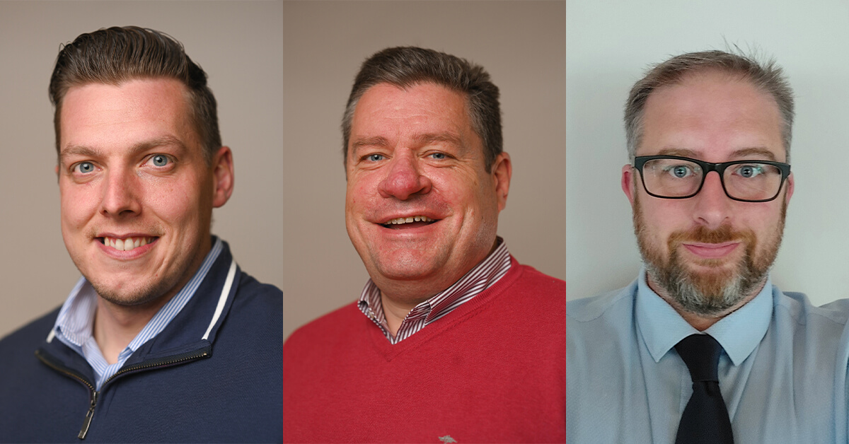New appointments at Keylite strengthen Irish market